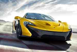 2014 McLaren P1 GTR Concept background