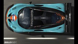 2014 McLaren P1 GTR Concept Full HD Wallpaper