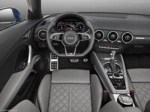 2015 Audi Tt Roadster Convertible HD Image