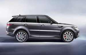 Range Rover Sport Interior Background