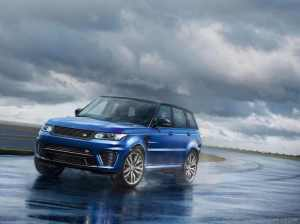 Range Rover Sport Interior Desktop Wallpaper