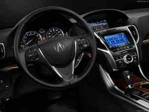HD 2015 Acura TLX Background (2)
