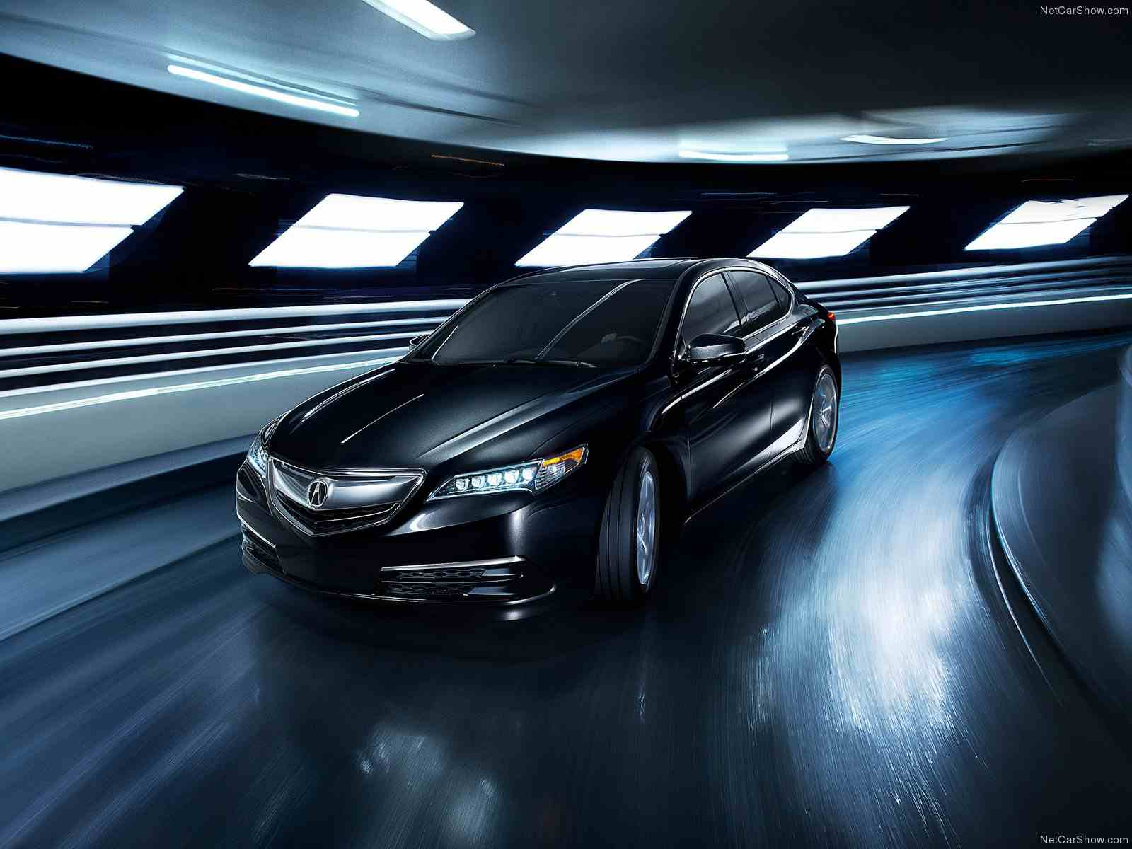 HD 2015 Acura TLX Background