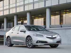 HD 2015 Acura TLX Desktop Background