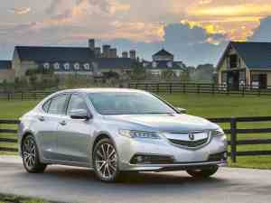 HD 2015 Acura TLX Wallpapers