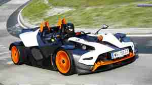 KTM-X-Bow-Running-on-Race-Cource-High-Definition-Wallpaper