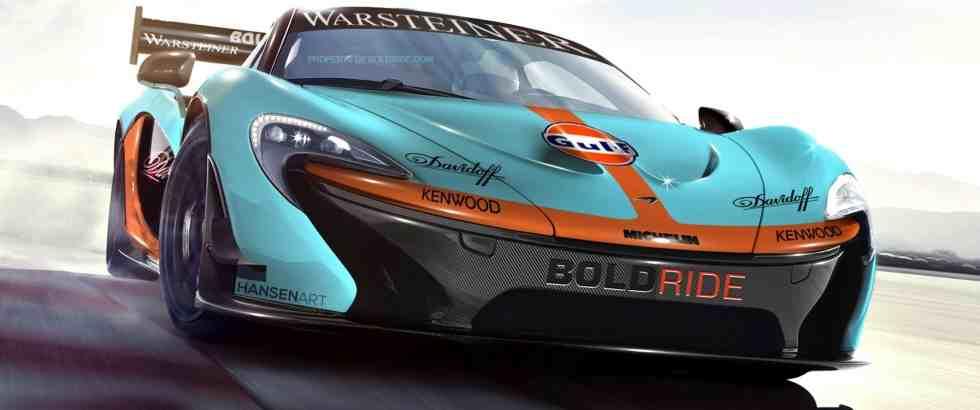 McLaren-P1-GTR-concept desktop background