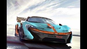 McLaren P1 GTR Concept hd Wallpaper